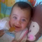 Iqra's first photo – Sanjay Dutt's daughter