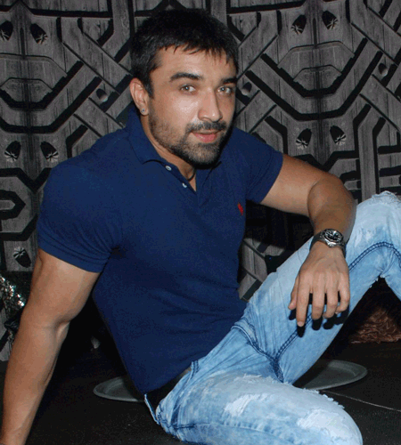 ajaz khan wife name