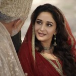 First look Madhuri as Begum Para