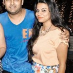 Kapil and Preeti in Nach Baliye