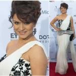 Aashka Garodia at International Emmy Awards