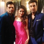 Kareena and Ranbir Kapoor on Koffee with Karan