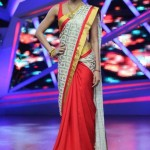 Shilpa Shetty looking gorgeous on Nach Baliye 6