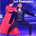Second elimination and Performances of Sunday