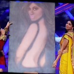Raqesh Vashisth paints Shilpa Shetty