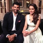 Shradha Kapoor and Aditya Roy on Koffee with Karan