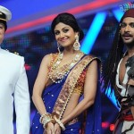 Shilpa Shetty as Maharani on Nach Baliye 6