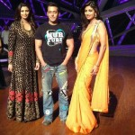 Salman Khan and Daisy Shah on Nach Baliye for Jai Ho