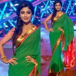 Shilpa in Republic day theme on Nach Baliye 6