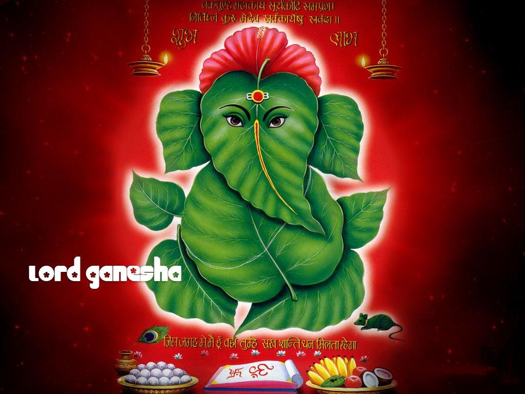 Lord Ganesha Desktops