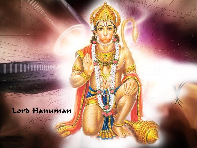 Shri Hanuman Desktops